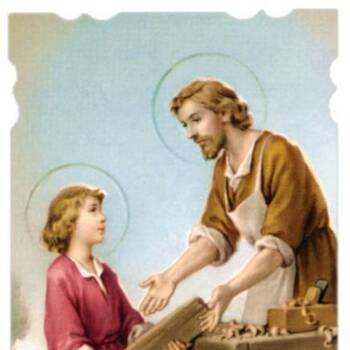 SAINT JOSEPH THE WORKER ~ Feast Day, May 1