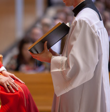 Lectors, Ushers and Altar Servers needed
