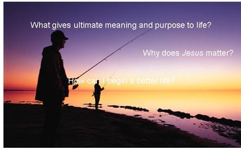 ChristLife ~ Please Join us Discovering Christ