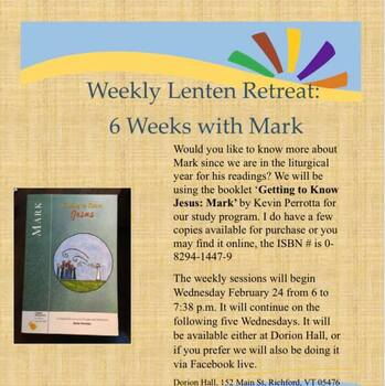 Getting to Know Jesus through Mark - Bible Study