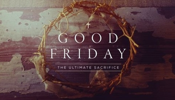 Good Friday Service and Reconciliation