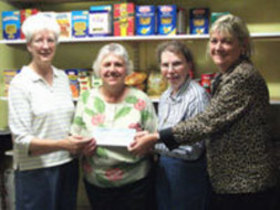 A Servant's Heart Food Pantry