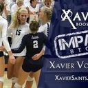 XBC Impact Story: Xavier Volleyball