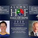 Alumni Hall of Fame Induction