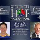 2020 Alumni Hall of Fame Inductees