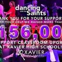 Dancing with the Saints Dazzles Again; Raises $156,000 for Classroom Upgrades