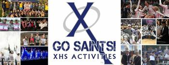 GO SAINTS! XHS Activities Week-in-Review: November 7, 2019