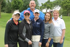 Image of Booster Club Golfers