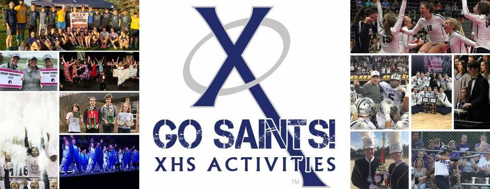 Header Image: Collage of XHS Activities