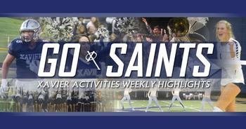 GO SAINTS! XHS Activities Weekly Highlights: Oct. 1, 2020