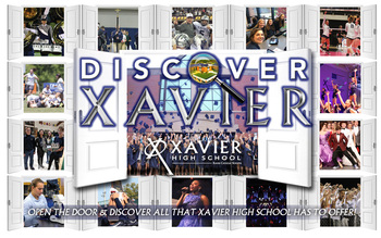 No In-Person Discover Xavier Night