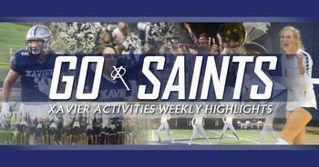 GO SAINTS! XHS Activities Weekly Highlights: Nov. 19, 2020