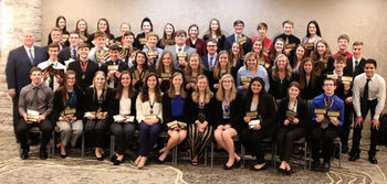 Thirty-Six XHS Business Students Qualify for BPA National Conference