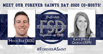 Forever Saints Day 2020