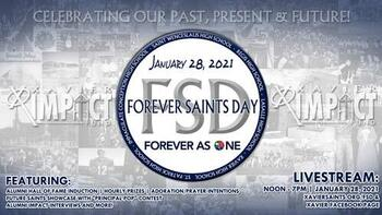 Forever Saints Day