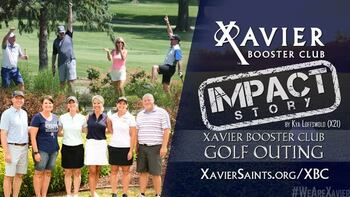 XBC Impact Story: Xavier Booster Club's Golf Outing comeback