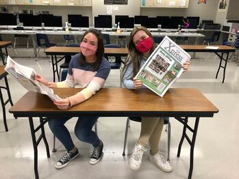 XHS Journalism Students Win Multiple Awards