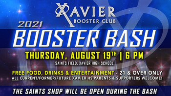 XBC Booster Bash