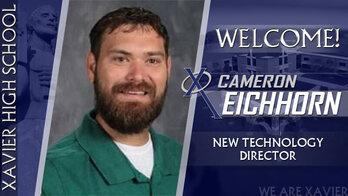 Welcome New Technology Director, Cameron Eichhorn!