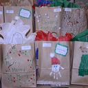 Christmas Bags For The Homebound