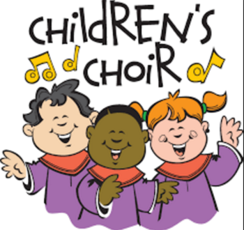 Childrens' Choir Rehearsal for Easter!