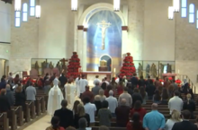 Thousands reached with online Christmas Masses