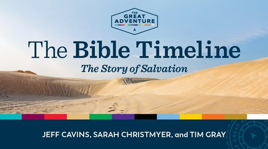 Bible Timeline: The Story of Salvation