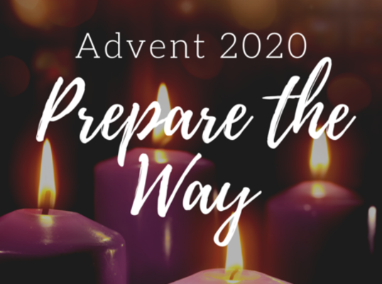 Advent Reflection Book