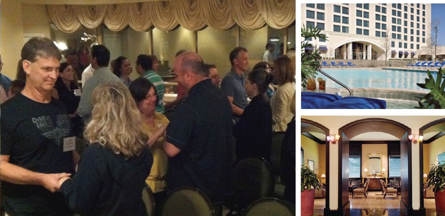 10th Annual Retreat: Oct. 9-10Room availability on a case by case basis after Sep. 24
