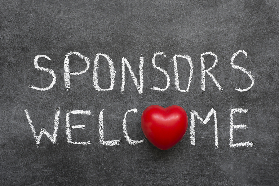 Learn how you can be a sponsor