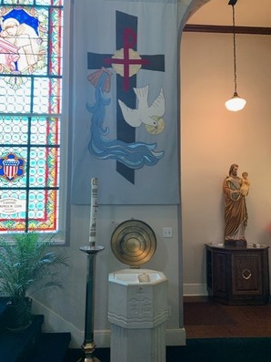 Who can be a Godparent - Holy Cross Catholic Church - East