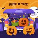 Trunk or Treat 6-7:30 on October 30