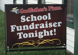 Godfather's Pizza Night is May 13 - Order Take Out or Delivery!