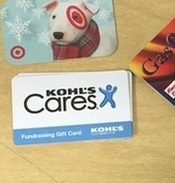 Scrip $5 and $10 gift cards available / Thank Scriping Day is coming!