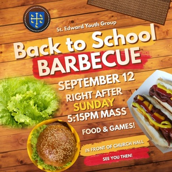 Back to School BBQ - Part 2!