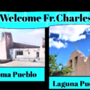 Father Charles Installed as Pastor for Acoma and Laguna