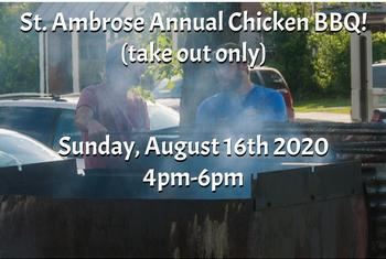 St. Ambrose Chicken BBQ