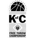 Knights of Columbus Free Throw & 3-Point Contest, Fri., Jan. 10th, 2019