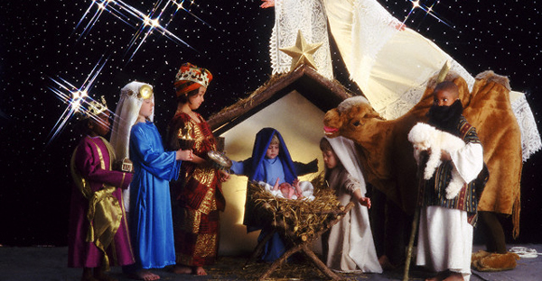 Children's Christmas Pageant Sign Up