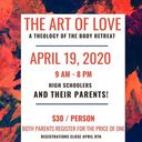 The Art of Love - Theology of the Body Retreat