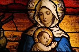 The Solemnity of Mary, Holy Mother of God (New Year)