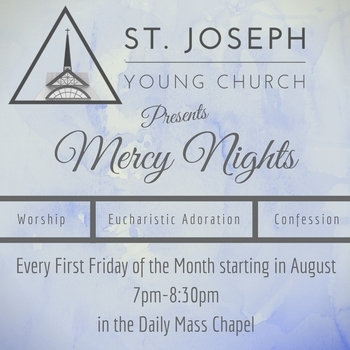 First Friday Mercy Nights