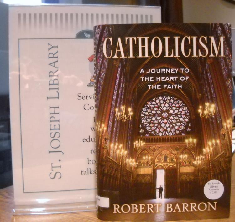 The Catholicism series by Fr. Barron is very popular!