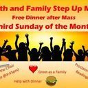Youth & Family Mass with Dinner to Follow