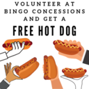 Bingo Concession Volunteers Needed!