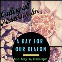 A Day for the Deacon