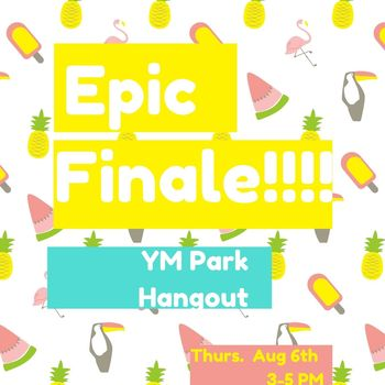 Epic Finale of Park Hang Outs