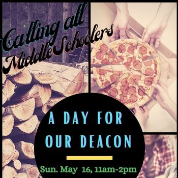 A Day for our Deacon