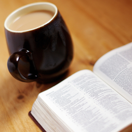 Coffee with God & Men