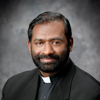 Father Tomy Manjaly